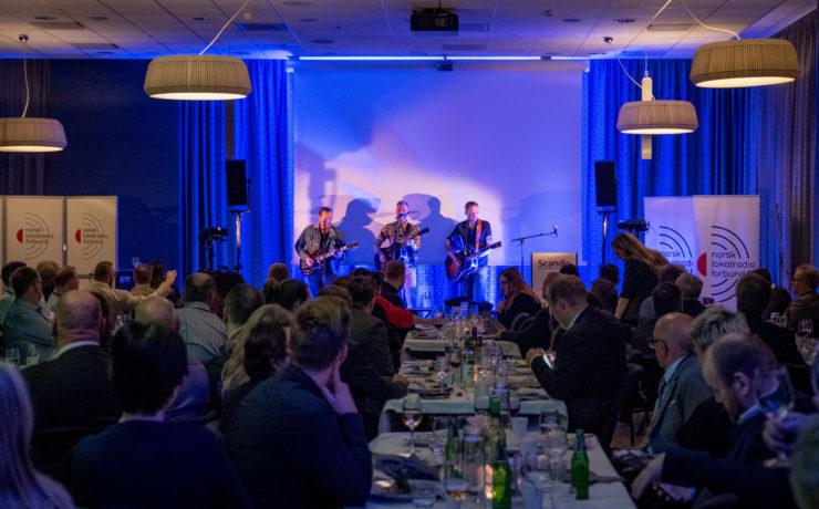 Norsk Lokalradio Forbunds Landsm¿te 2018.